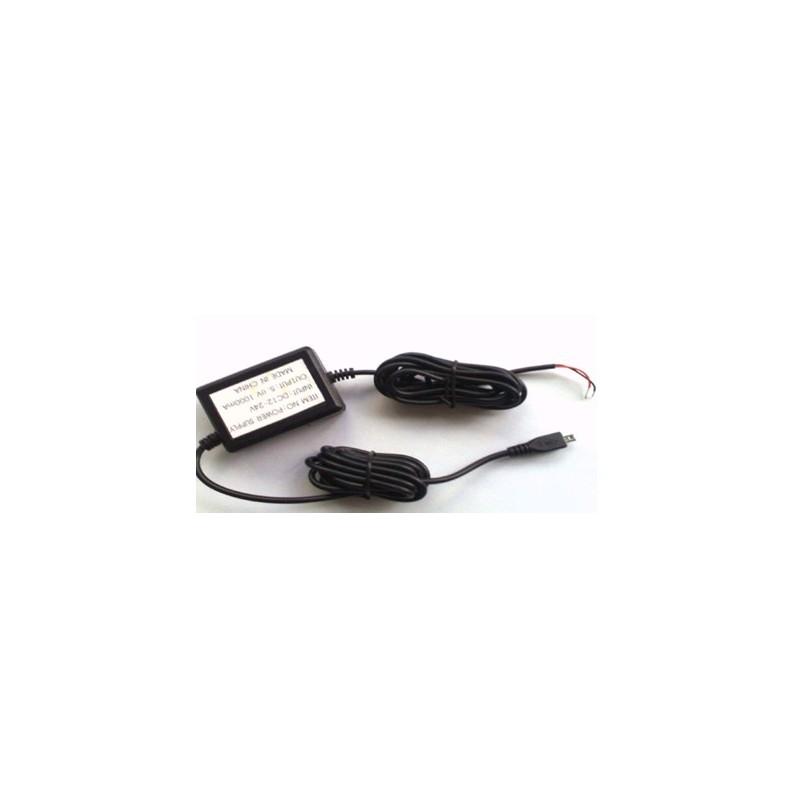 Oplader til GPS Tracker med fast montering