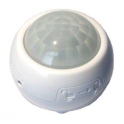 Sensor udendørs 4-i-1, bevægelse, temperatur, fugtighed, lysstyrke Z-wave+