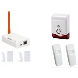 Smart Home alarmpakke