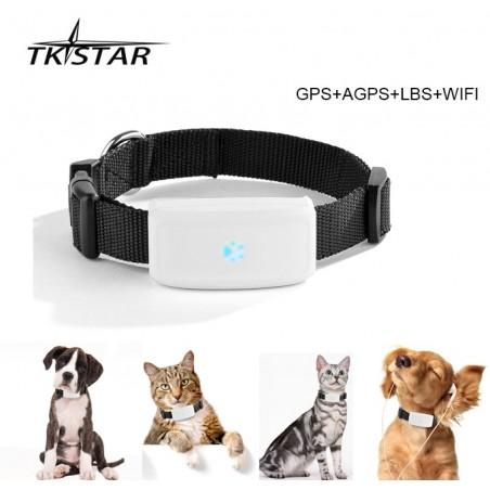 TKSTAR GPS tracker til husdyr