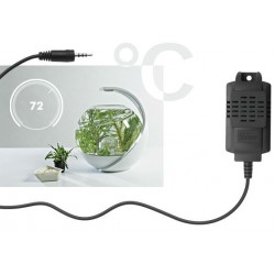 Si7021 Temperatur- og fugtighedsensor til Sonoff TH10 og TH16 (WiFi)