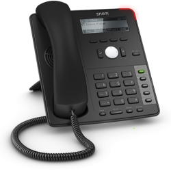 snom D715 IP-telefon