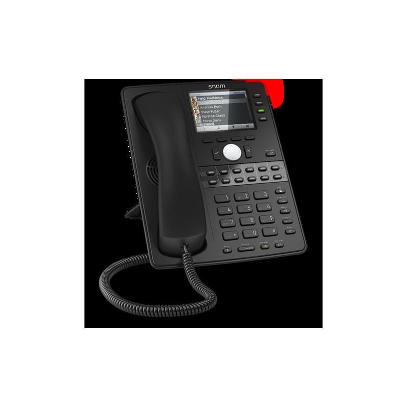 snom D765 IP-telefon