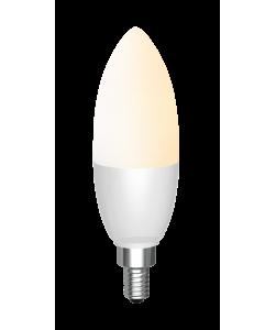 Dæmpbar LED pære med hvidt lys (WiFi) til Tuya/Smart Life Ap
