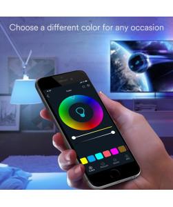 Styring af farver/stemning med Tuya/Smart Life App